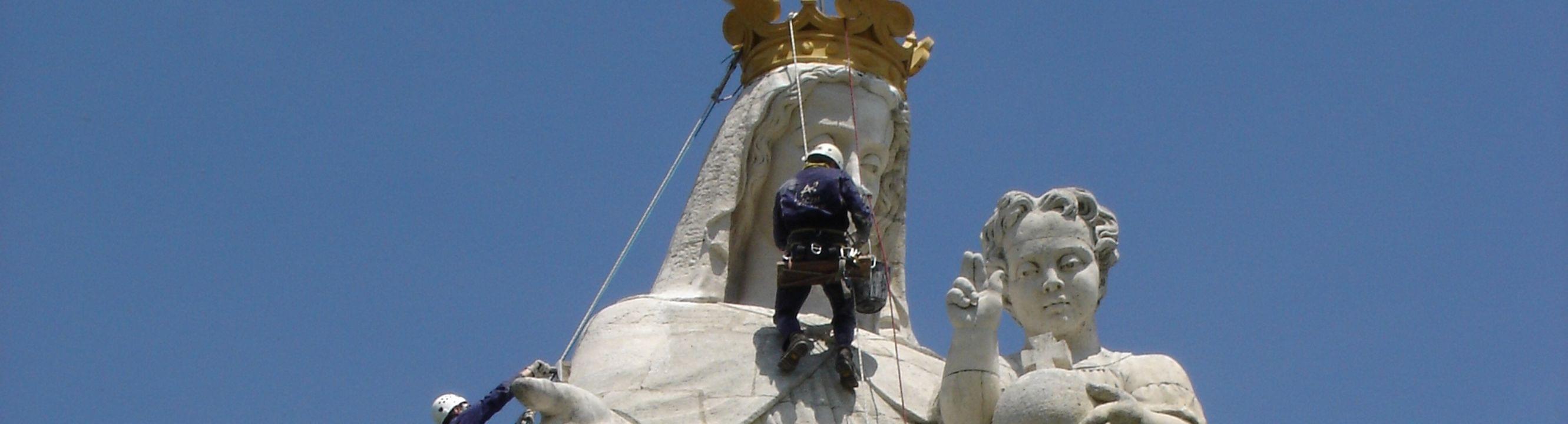 technicien cordiste urbain 06 nice cannes paca alpes maritimes  acts mission interim